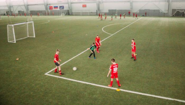 В Барнауле откроют филиал академии футбола имени Льва Яшина