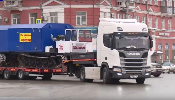 Чиновники не хотят признавать барнаульские тракторы made in Россия