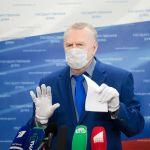Жириновский призвал установить лимит по весу для россиян