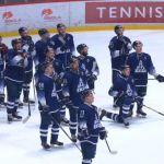 Хоккеисты Динамо-Алтай впервые в истории стали чемпионами ВХЛ
