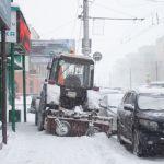 В центре Барнаула ограничат стоянку авто для удобство снегоуборочной техники