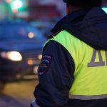 Добегался: пять экипажей ДПС устроили ночную погоню за нарушителем в Барнауле