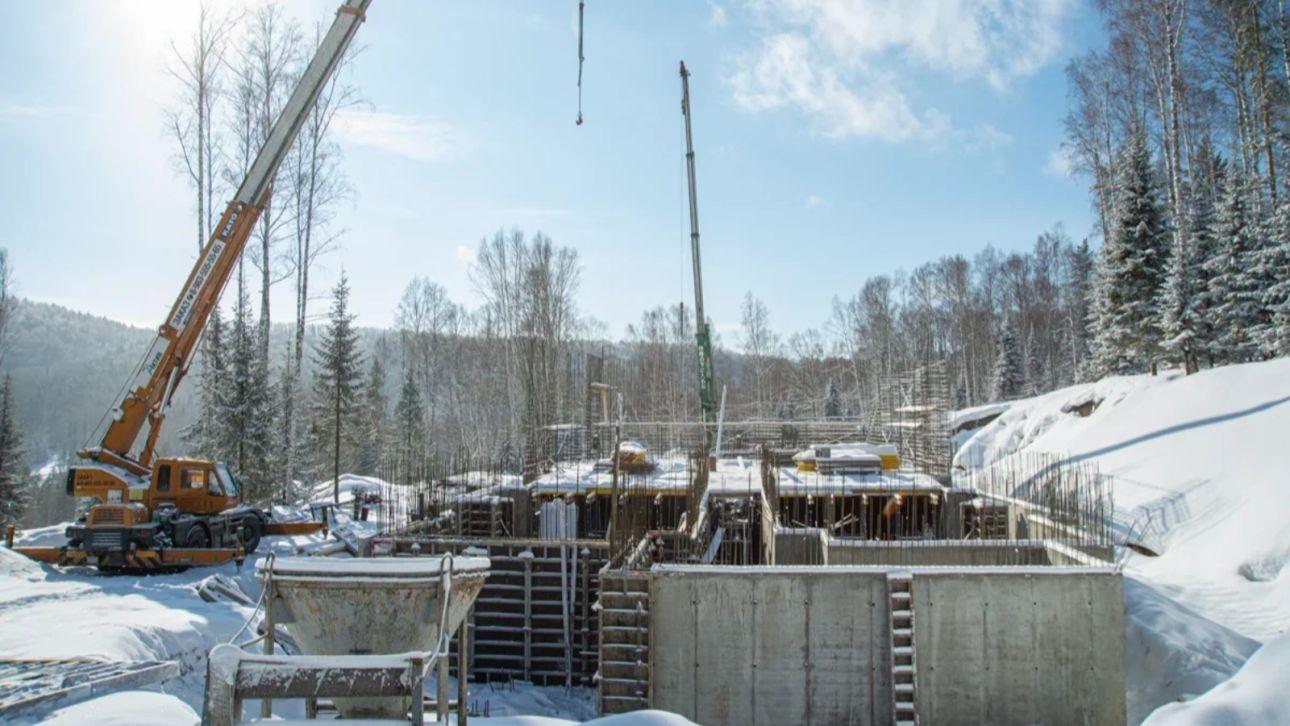 """Отель """"не для всех"""" с клиникой и космическими технологиями строят в Белокурихе-2"""