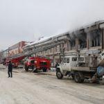 Спасший людей из горящего ТЦ Горно-Алтайска водитель получит награду