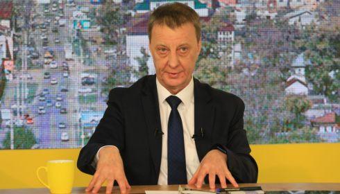 Годовщина: мэр Барнаула рассказал о команде, застройке и замыленном глазе