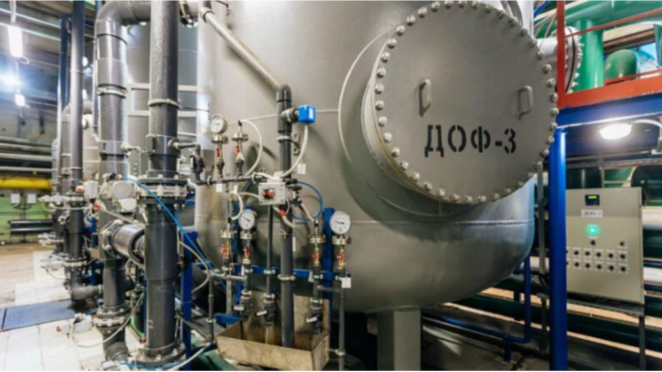 СГК продолжает модернизацию химцеха барнаульской ТЭЦ-3