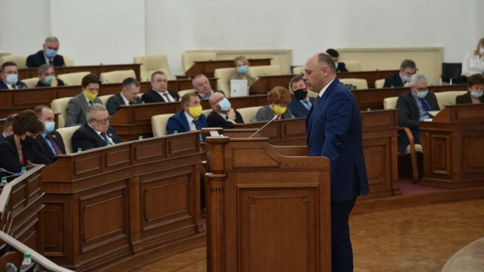 Бюджет Алтайского края на 2021 год возрос на 10 млрд рублей