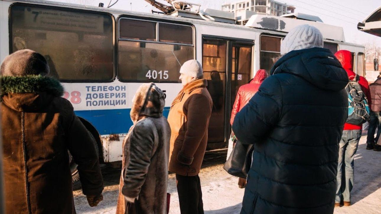 Пассажиропоток в Алтайском крае снизился почти на 30% в пандемический год