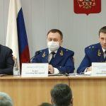 Генеральная прокуратура отчитала алтайских чиновников