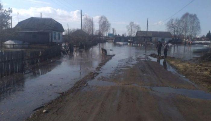 В Барнауле более тысячи домов могут оказаться в паводковой зоне этой весной