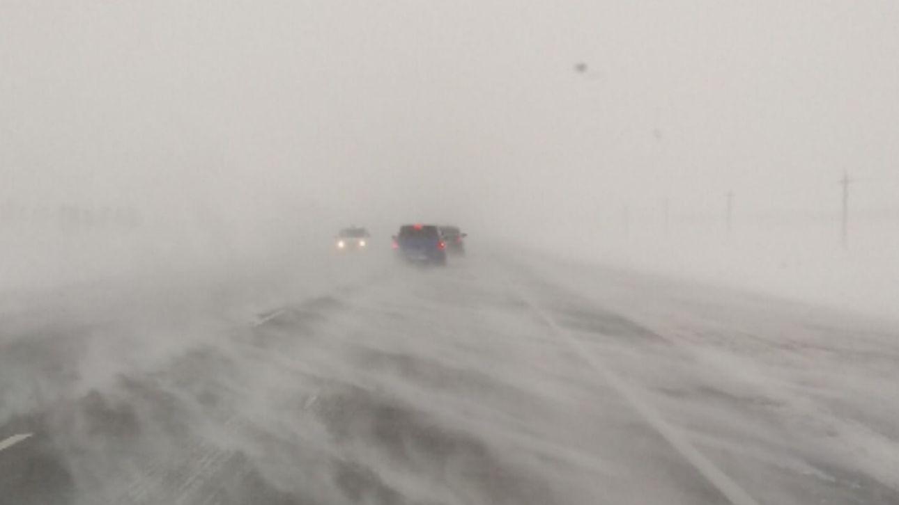 В Алтайском крае передают штормовое предупреждение из-за надвигающейся бури