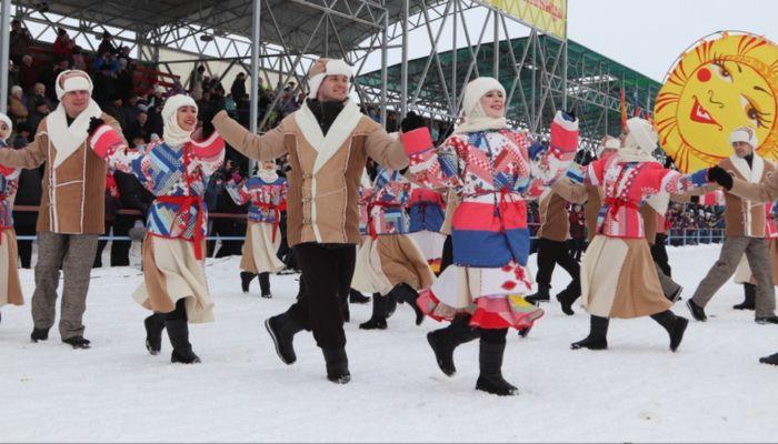 Широкая Масленица-2021: программа празднования в Барнауле