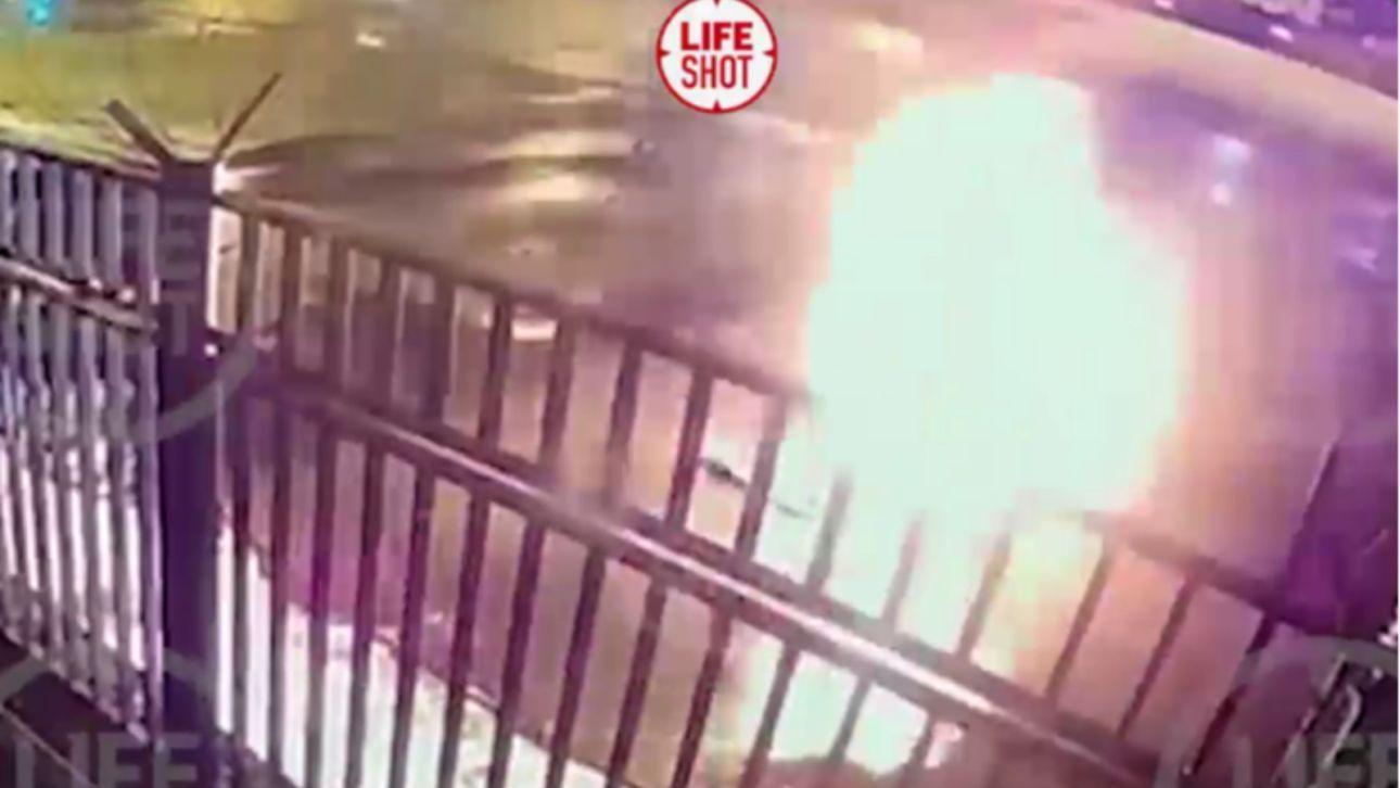 """Уроженец Алтайского края поджег на себе одежду возле """"Останкино"""""""