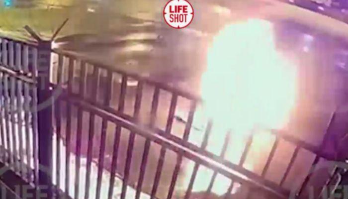 Уроженец Алтайского края поджег на себе одежду возле Останкино