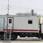 В Барнауле закрыли одну из трех мобильных точек вакцинации от COVID-19