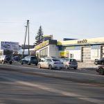 Обновленный автосервис на Павловском тракте может помешать расширению дороги