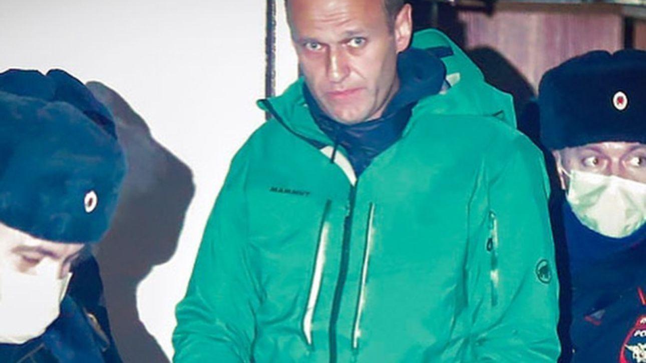 Навального этапировали в колонию Владимирской области