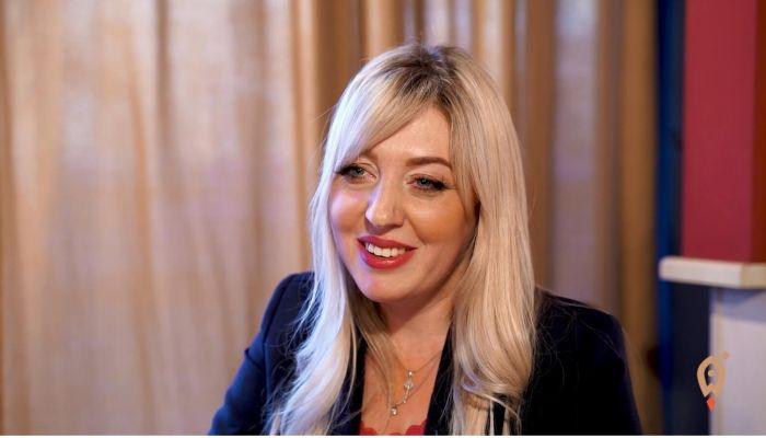 Визажист Елена Навражина рассказала, как красота меняет жизнь