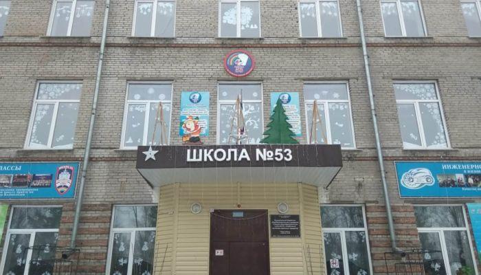Барнаульская школа опровергла слух о генеральной уборке к приезду Мишустина