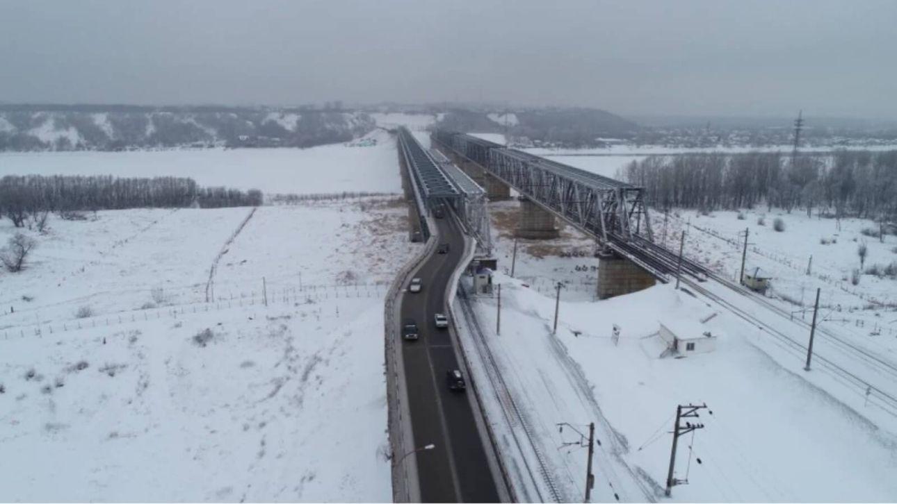 Старый мост в Барнауле откроют для движения в сентябре-октябре 2021 года