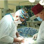 Алтайские онкологи удалили огромный метастаз в печени по уникальной методике