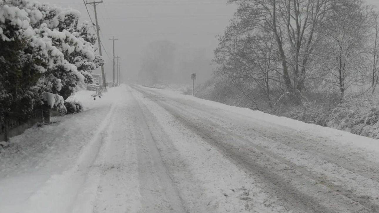 Снегопады отступают: в Алтайском крае открыли еще две дороги