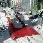 Вывеска Пятерочки убила женщину в Нижнем Новгороде