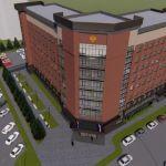 Прокуратура уже в марте выставит на торги строительство здания в центре Барнаула