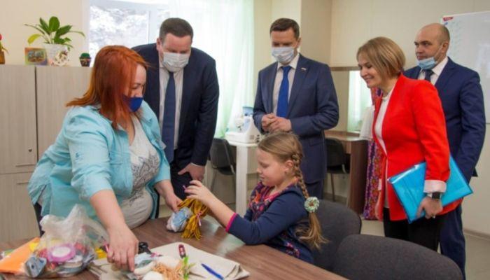 Чем занимались федеральные министры во время визита в Алтайский край