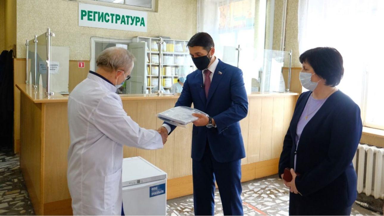 В 11 районах края появятся морозильные камеры для перевозки вакцины в села