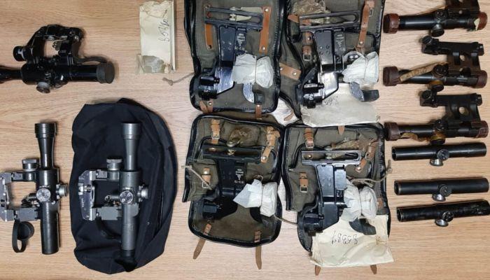Барнаульцу вынесли приговор за контрабанду военной техники