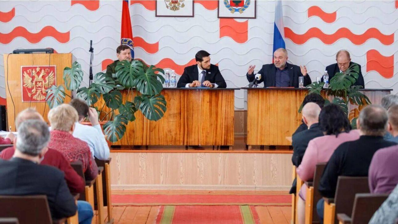 """При национальном парке """"Салаир"""" будет создан общественный совет"""