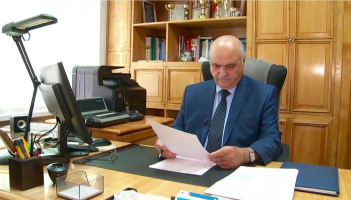 Путин наградил главного врача больницы Бийска орденом