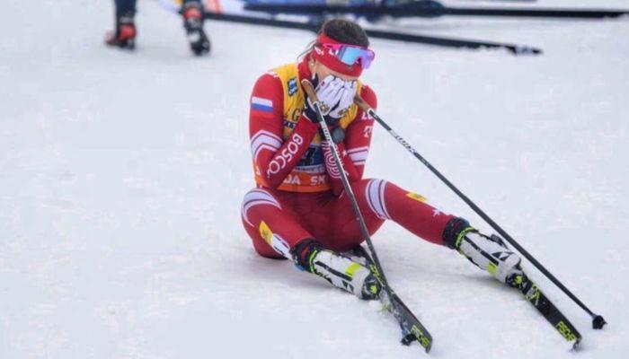 Алтайская лыжница Кирпиченко взяла серебро в эстафете на чемпионате мира