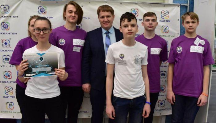 Юные умы: Наследники Ползунова стали призерами инженерного хакатона