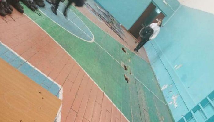 Мэрия Бийска ответила на жалобы об аварийном состоянии школы имени Героя Спекова