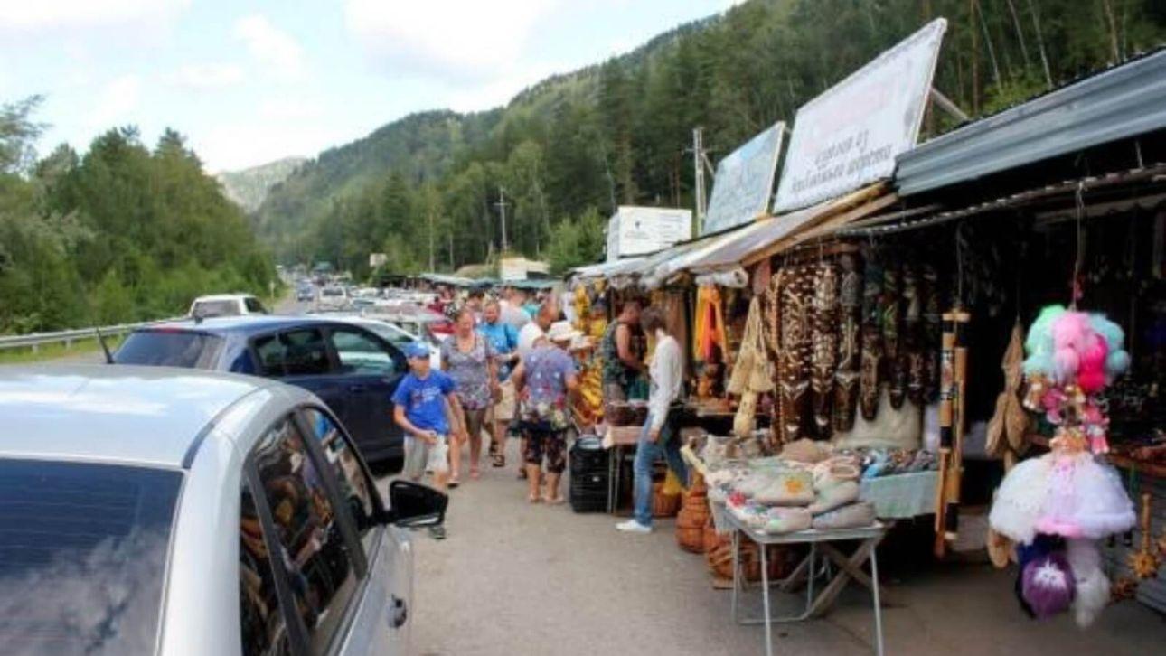 В Республике Алтай жители попросили запретить базары и кафе в священных местах