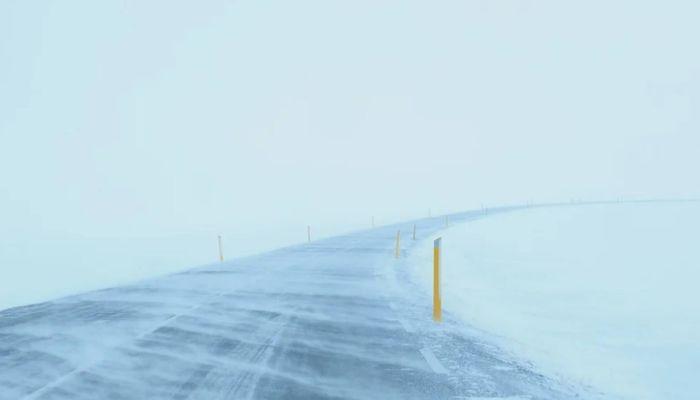 В Алтайском крае восстановили движение на трассе, прерванное непогодой