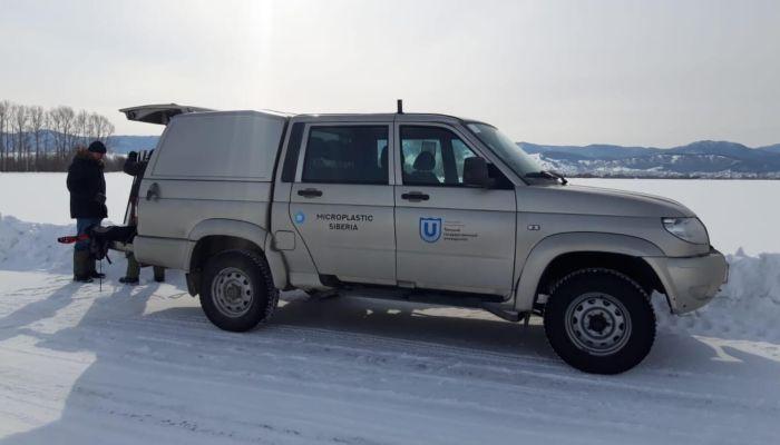 Томские ученые будут искать микропластик в снегах Белокурихи