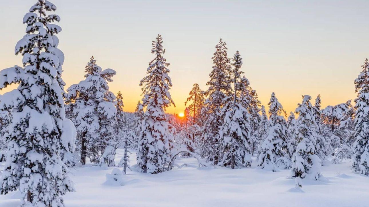 Холодная и снежная: синоптики оценили прошедшую зиму в Алтайском крае