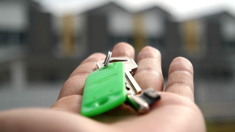 Ипотека. Дом. Ключи