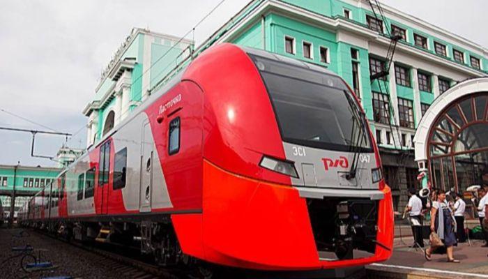 Первый замруководителя ЛДПР рассказал о важности запуска поезда Ласточка