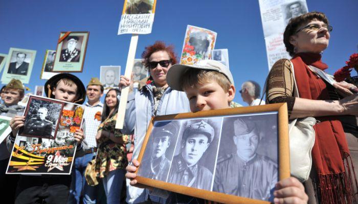 Бессмертный полк в Алтайском крае хотят провести очно