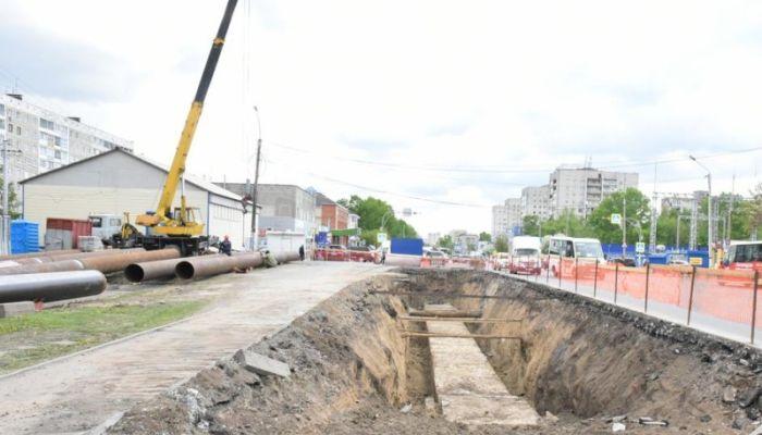 Более 2 млрд рублей выделили на обновление коммунальных сетей на Алтае