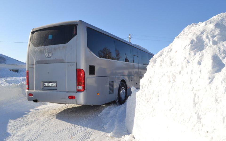 Суд обязал возобновить пассажироперевозки в районе Алтайского края