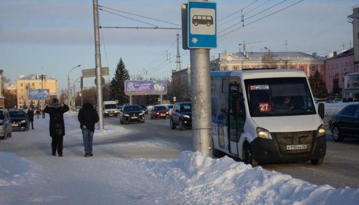 Барнаульский перевозчик объяснил причины отказа от маршрута №33