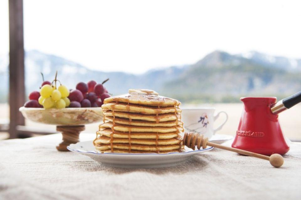 Полет вкуса: готовим завтраки разных стран и остаемся дома