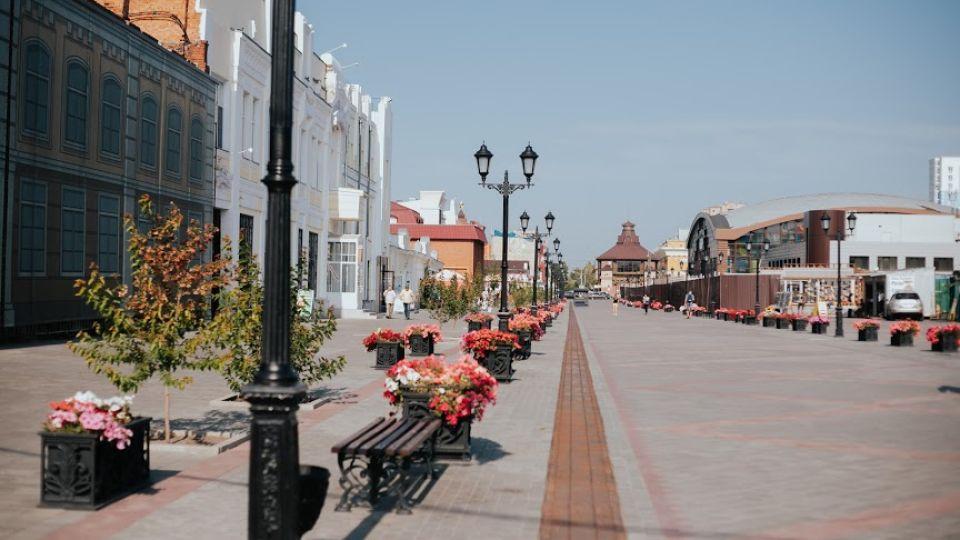 Улица Мало-Тобольская