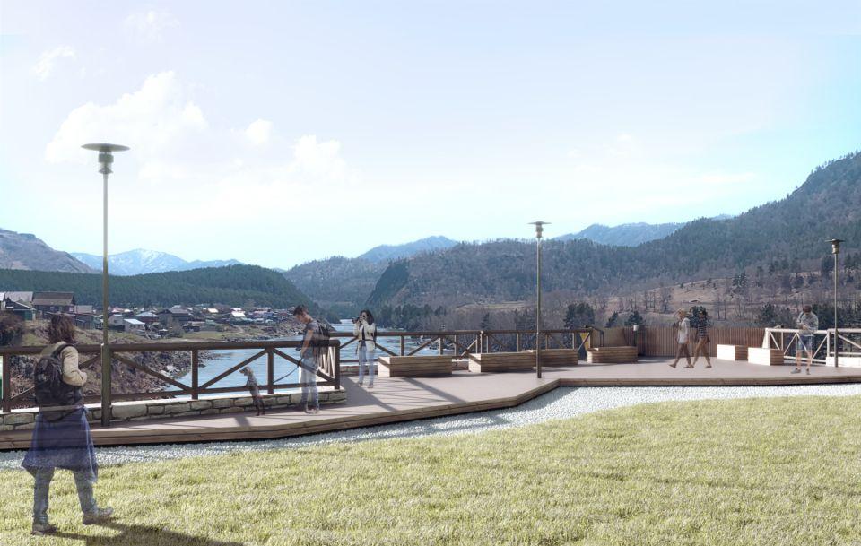 Проект архитектурного кода Чемала