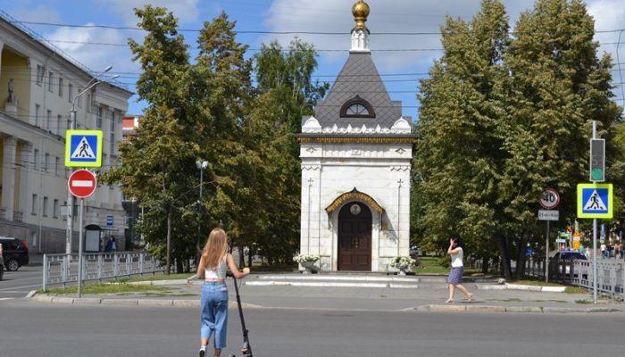 Власти Барнаула отказались от планов благоустроить проспект Ленина
